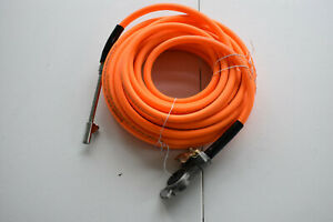 Truck Tire Inflator Set 50 Ft Pvc 3 8 Hose With Fittings Never Used 300 Psi