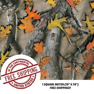 Hydrographic Film Water Transfer Film Hydro Dipping Dip Film Woodland Camo Film
