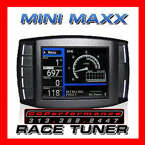 H S Mini Maxx Mini Maxx Race Tuner 2007 2009 6 7 Dodge Ram Cummins