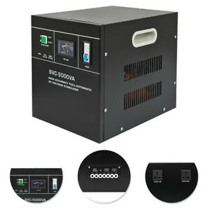 150 250 Ac Automatic Voltage Regulator 5000va Automatic Voltage Stabilizer