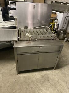 Avalon Adf 34g 24x34 Donut Fryer Nat Gas W Flipper