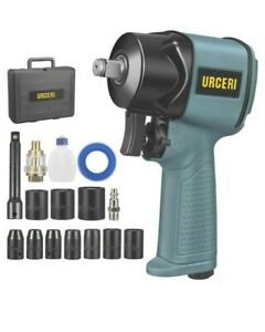 Urceri Air Impact Wrench 1 2 Pneumatic Super Duty Power Composite 1 2 Inch