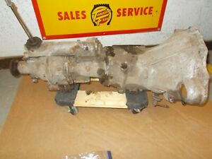 Mg Mgb B Mgbgt Mga A Gt Used D Type Overdrive Transmission Od