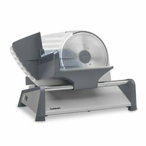 Electric Pro Meat Food Slicer Poultry Steel Cheese Cutter Kitchen Tool Gadget
