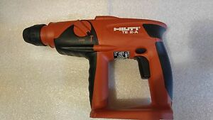 Hilti Te 2 a Hammer Drill 24 Volt Cordless Pre Owned