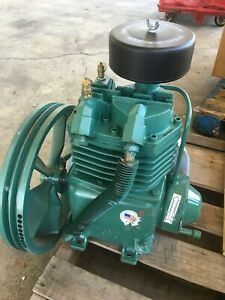Speedaire 5 7 5 Hp Air Compressor Pump 2 stage