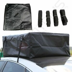 Roof Top Bag Travel Storage Waterproof Cargo Carrier For Luggage Travel Storage