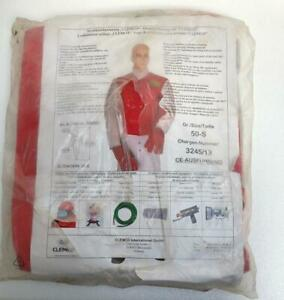 Clemco 089200 Heavy Duty Sand Blasting Suit Size 50 s New