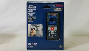 Bosch Blaze Glm 42 135ft 40m Laser Measure