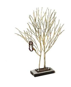 Red Co Jewelry Willow Tree Display Stand Metal 24 H X 20 W X 8 D