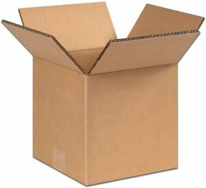 Corrugated Shipping Boxes Moving Packing Shipping Storage 75 125 Pcs More Size