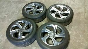 2018 Honda Accord 17 Wheels With Tires fits 18 19 Free Shipping