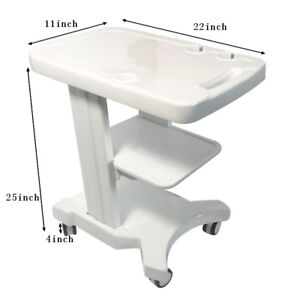 Top grade Ultrasound Cart Mobile Trolley Portable Trolley Cart For Ultrasound