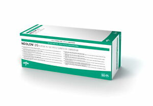 Medline Neolon 2g Sterile Latex free Surgical Glove Box Of 50 Pairs