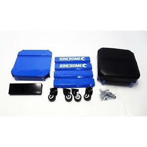 Kincrome K8114 Workshop Roller Seat Electric Blue
