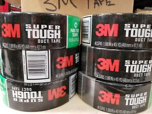 lot Of 18 3m Tough 1 88 in X 45 Yard s Gray Heavy Duty Duct Tape
