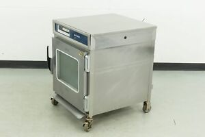 Used Alto shaam 767 sk iii Half height Cook hold Smoker Oven 555016