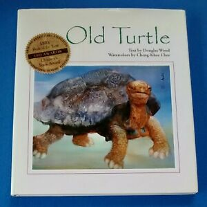 OLD TURTLE WOOD CHEE HCDJ CHILDRENS BOOK $9.00