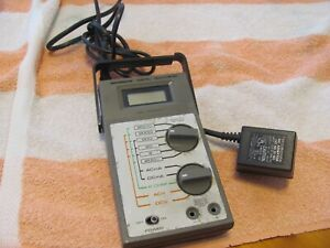 Radio Shack Micronta 22 198a Multimeter No Leads Or Cord