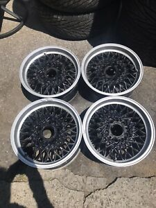 Original Bbs Rs Bmw Euro 633 635 Series 220 55