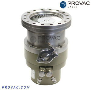 Pfeiffer Tpu 170 Turbo Pump Rebuilt By Provac Sales Inc
