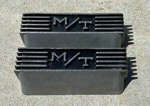 Mickey Thompson Valve Cover Breathers M T