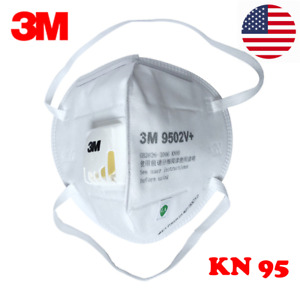 3m 9502v 1pc 3pc 5pc 10pc 25pc Usa Seller Brand New Individual Packaged