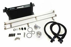 Maperformance Direct Fit Oil Cooler Kit For 2016 Honda Civic 1 5t 2017 Si X
