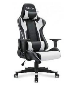 Big And Tall Gaming Chair Computer Best Racer Executive Office High Back Leather