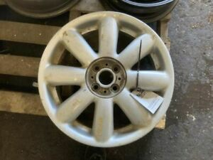 Wheel Coupe 17x7 Alloy 8 Spoke Silver Fits 07 14 Mini Cooper 785615
