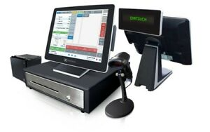 Exatouch Retail Or Restaurant Hybrid Pos merchant Agreement Required