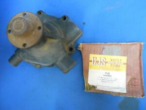 1939 1960 Dodge Truck 1 2 1 2 Ton Water Pump 1064925 1940 1944 Massey Usa