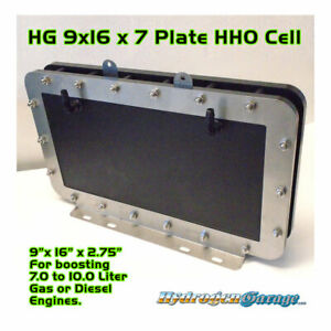 Hho Hydrogen Cell H7