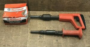 Remington 490 476 Power Driver Powder Actuated Fastening Tool Used