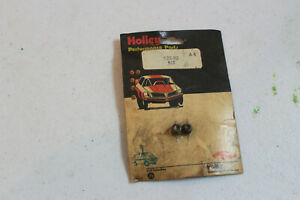 Holley Carburator Jets 691
