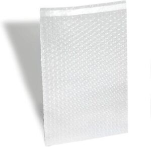 300 6x8 5 Bubble Out Pouches Bags Wrap Cushioning Self Seal Clear 6 X 8 5