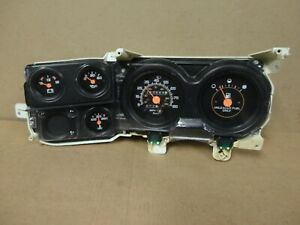 91 Suburban Square Body Chevy Electronic Speedometer Gauge Instrument Cluster