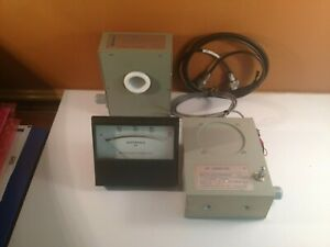 Delta Tca 40 80 Rf Ammeter With Remote Meter Tct 2 Rf Current Transformer