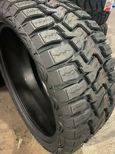 4 New 33x12 50r24 Haida R T Hd878 Tires 33 12 50 24 R24 Lre All Mud Terrain At