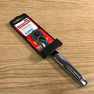 Craftsman Tools Ratchet Full Polish Quick Release 1 4 1 4 In Drive 2072 92072