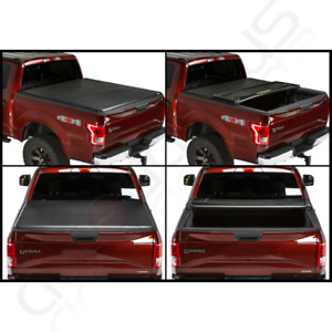Soft Tri Fold Fits For 2019 2020 Ford Ranger Tonneau Cover 5 Ft Short Truck Bed