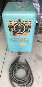 Vintage Arc Welder Twentieth Century Early Working Rare 41b Minn Usa