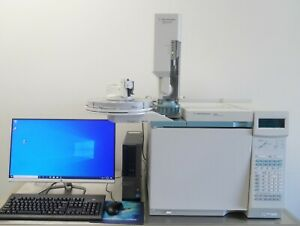 Agilent 6890n Network Gc System Tcd Fid S s Vol Int With Win 10 Pro Pc