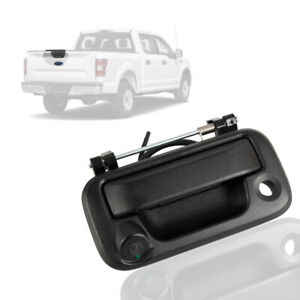 Tailgate Handle With Rear View Camera Backup Camera For Ford F150 F250 F350 F450