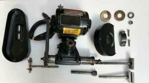 Dumore 57 011 Tool Post Grinder With Accessories 120v 3 4 Hp