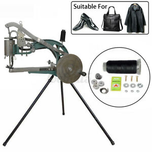 Hand Cobbler Shoe Repair Sewing Machine Making Cotton Nylon Thread Leather Us