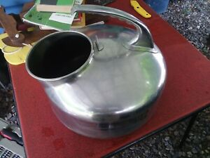 Babson Bros Co Chicago The Surge Milker Stainless Steel Milker Bucket No Lid