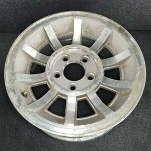 1984 1991 Jeep Cherokee Xj Comanche Mj Factory Turbine Wheel Spare