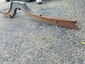 1963 65 B Body Right Frame Rail Plymouth Sport Fury Belvedere Savoy Coronet