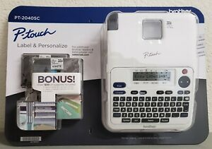 Brother Pt 2040sc P touch Home Office Label Maker